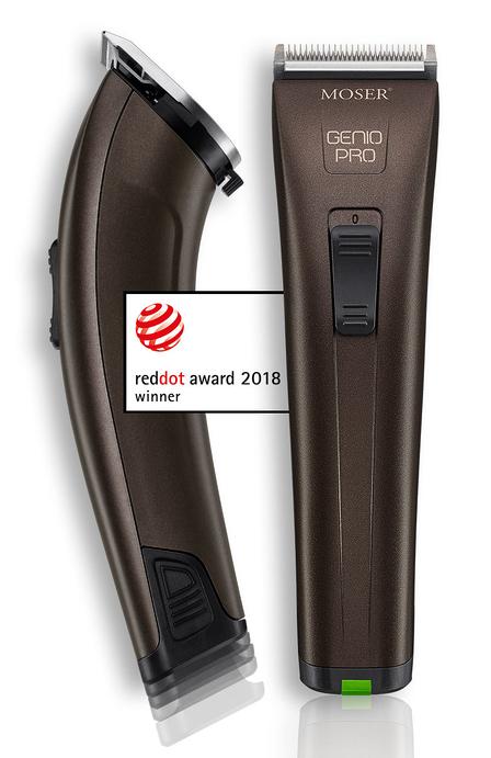 moser genio pro red dot design award winning clipper.jpg
