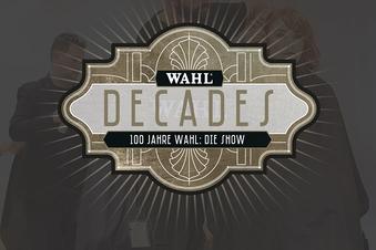 100 лет WAHL