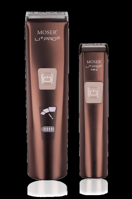 Контроль высоких скоростей – машинка для стрижки волос Li+Pro2